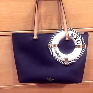 Kate Spade Tote (Overboard)